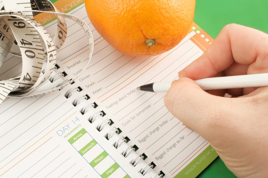 Дневник похудений