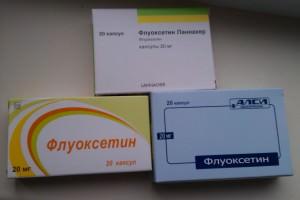 Флуоксетин