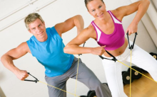 Изометрические упражнения для похудения — правила занятий