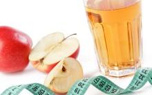 Яблочной уксус для похудения