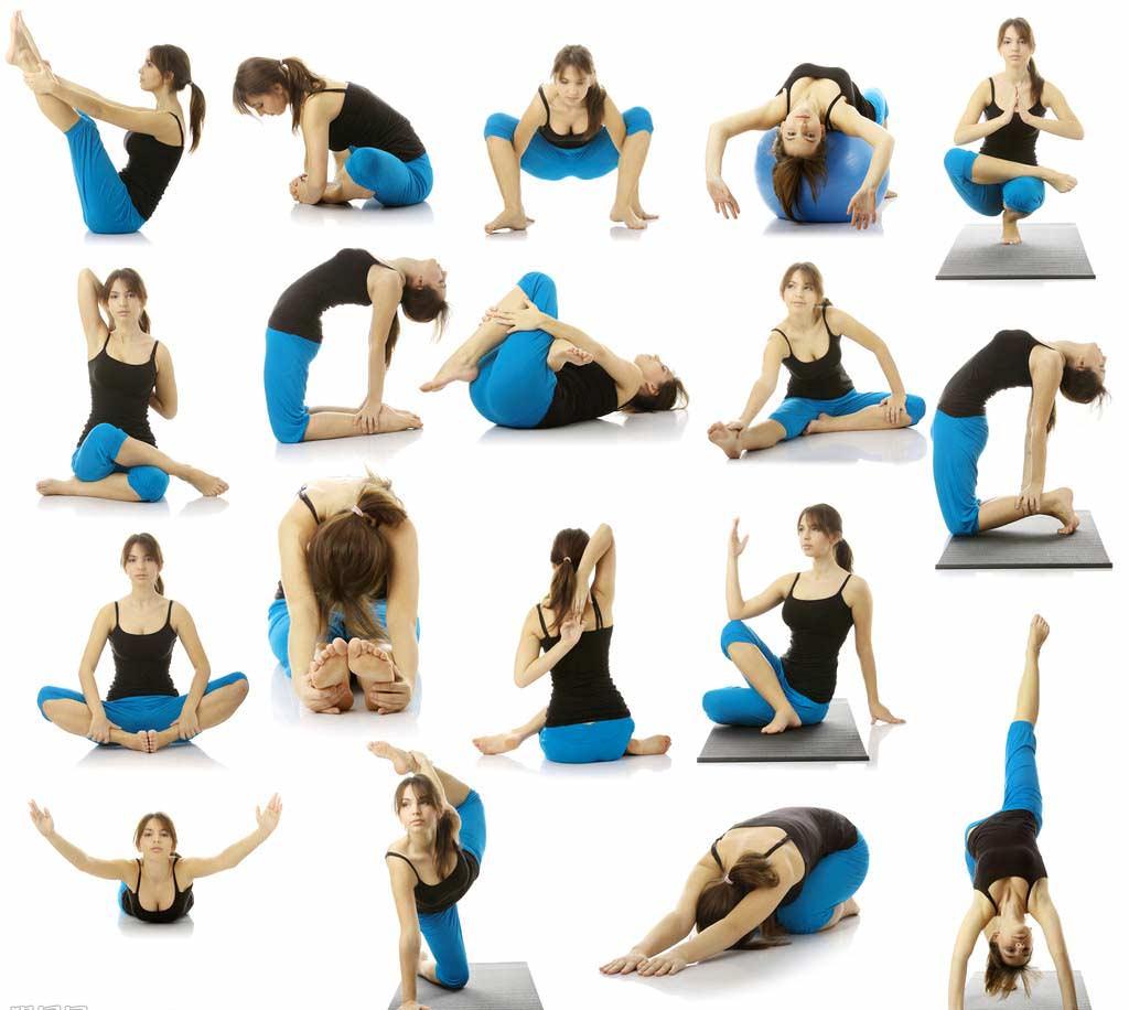 Йога для женщин чтобы похудеть