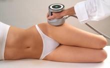 Кавитация для похудения
