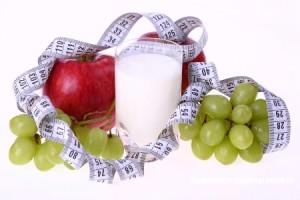 Кефирно-яблочное питание