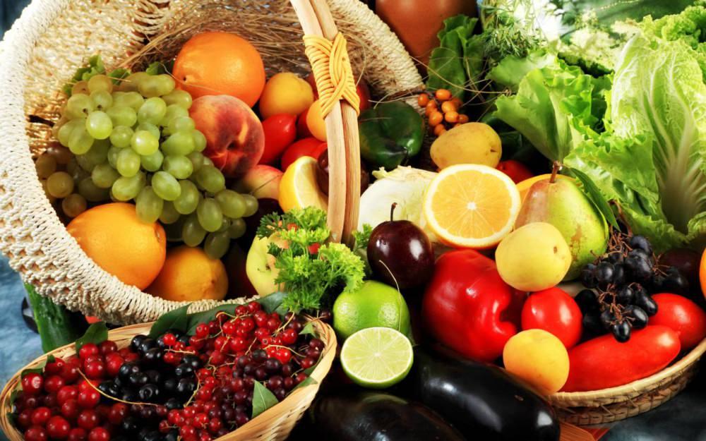 Продукты для щелочной диеты