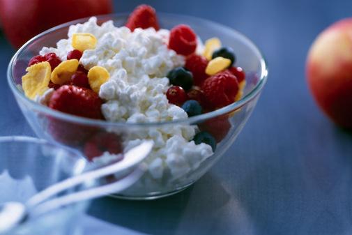 Творожно-фруктовая