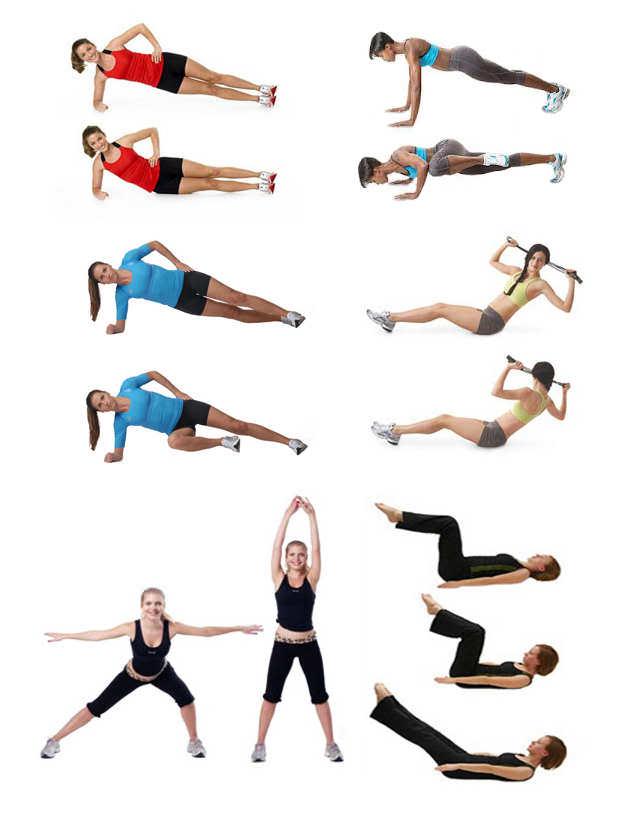 Супер тренировка для быстрого похудения фото