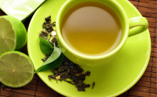 Зеленый чаи для похудения